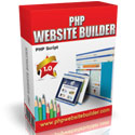 PHP Website Builder