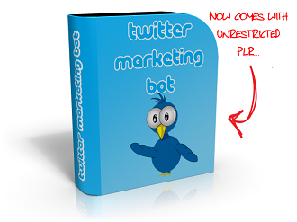 Twitter Marketing Bot