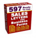 597 Business Letter Library